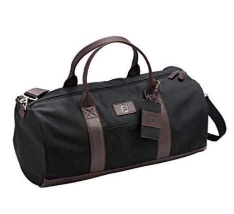 FootJoy Canvas Duffle Bag