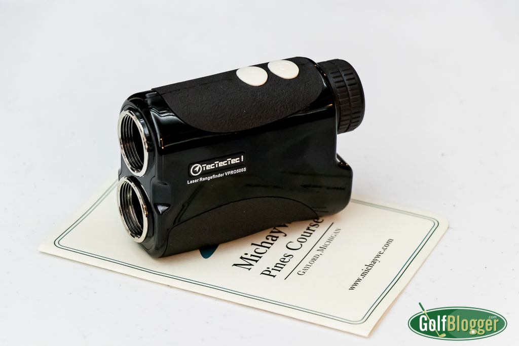 In The Mail: TecTecTec Laser Rangefinder
