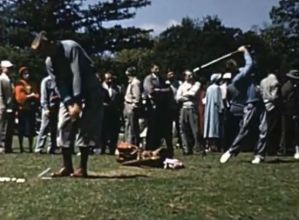 Color Footage Of The Masters – 1950