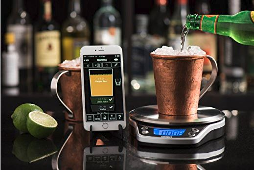Perfect Drink Pro Smart Scale and App