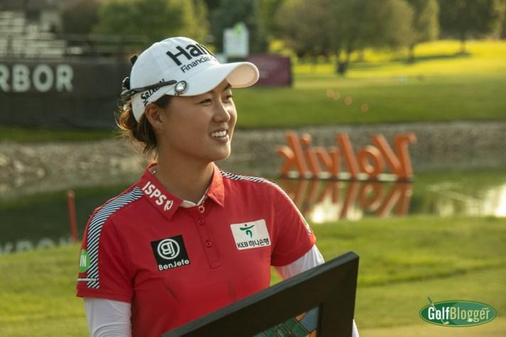 Minjee Lee Wins 2018 LPGA Volvik Championship
