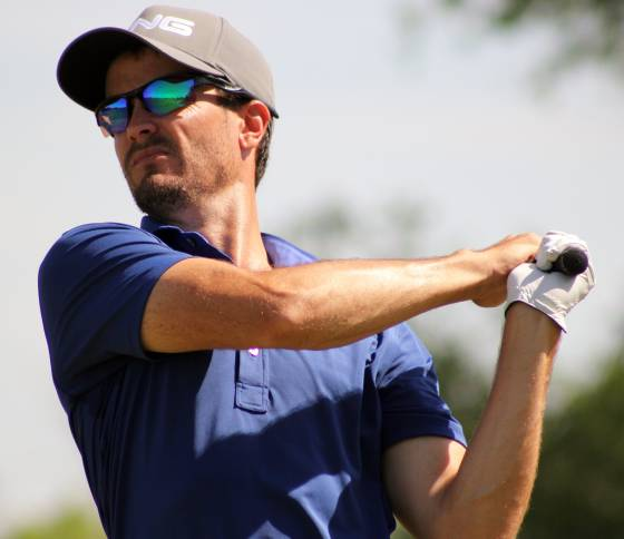 MICHIGAN OPEN - Eric Lilleboe of Okemos Leads at Halfway Point