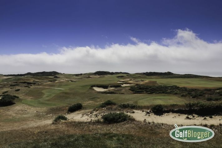 Playing Old MacDonald At Bandon Dunes #GolfBlogWorldTour