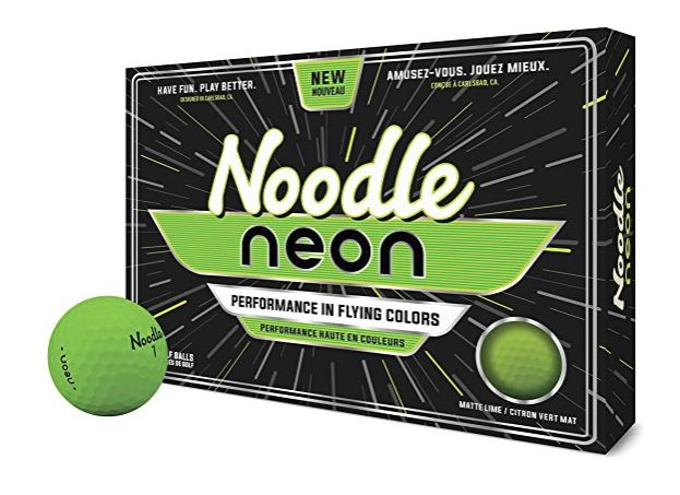 TaylorMade Noodle Neon