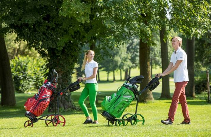 Get A Push Cart; Walk Your Rounds; Live Longer Through Golf