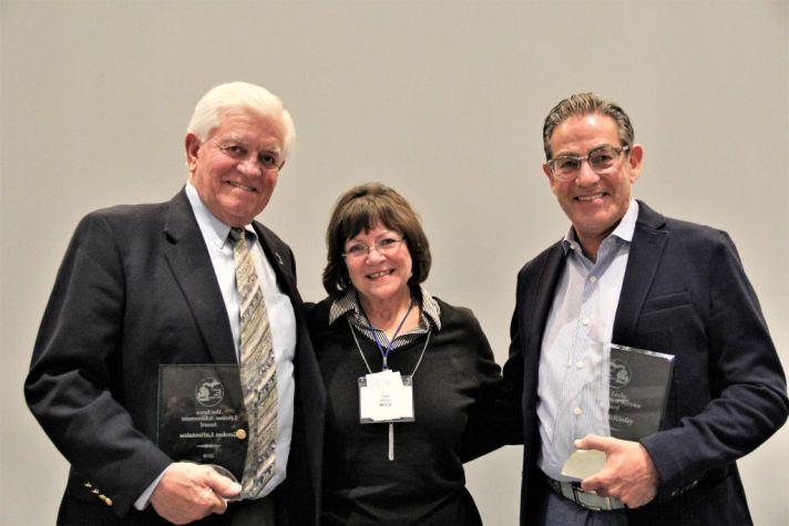 Houghton Lake's Gordon LaFontaine, Bernie Friedrich of Boyne Honored by MGCA