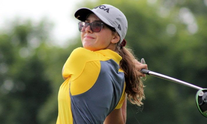 Jolie Brochu Is 15-and-under Junior GAM Player Of The Year