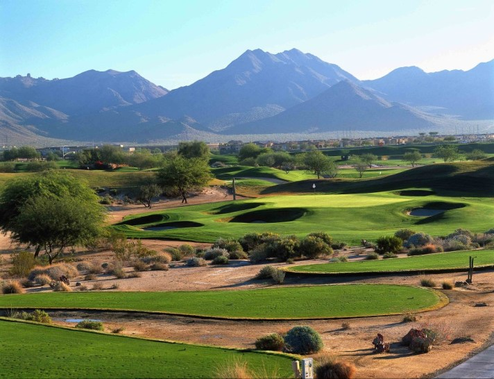 Waste Management Phoenix Open Winners and History