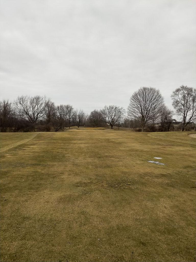 A Late February Round In Michigan