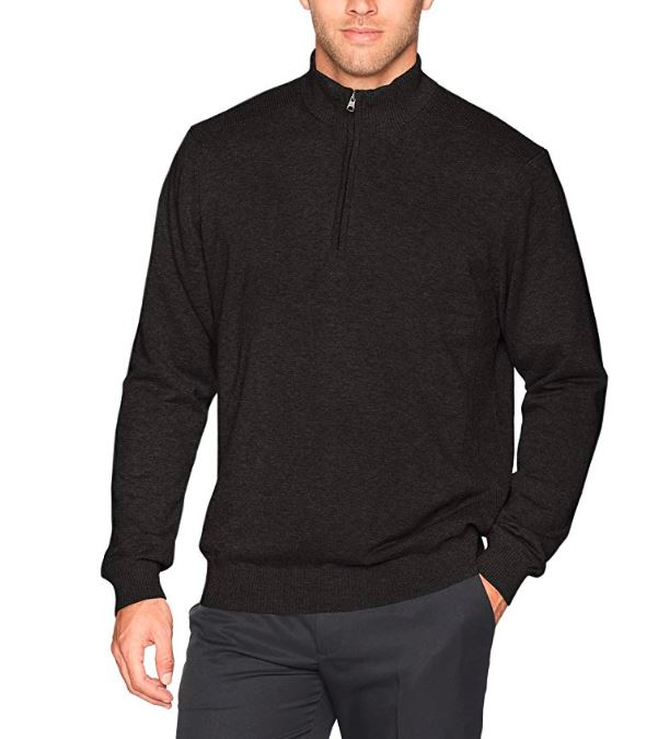 Greg Norman Performance Golf Sweater