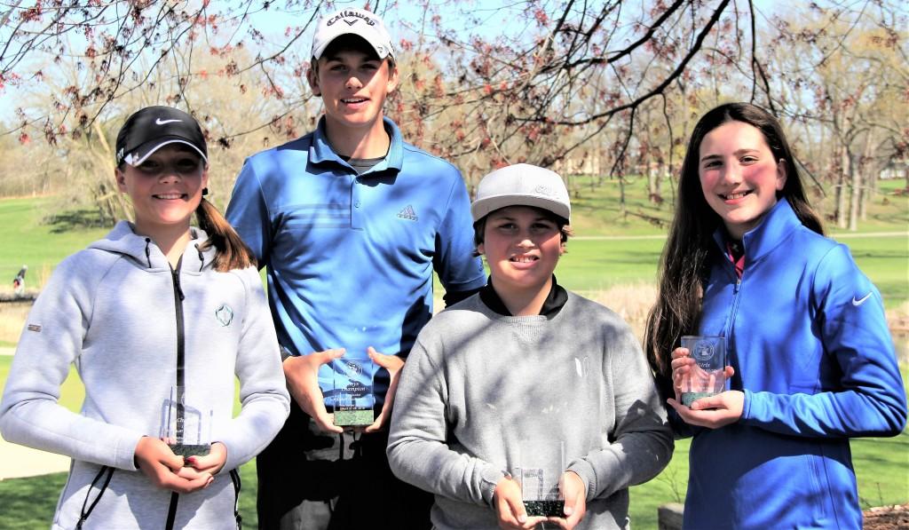 Meekhof, Stevens, VanderMolen and Brody Winners In GAM Junior Kickoff Championship