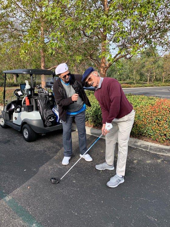Sadlowski, Jacobson Prank Unsuspecting Golfers