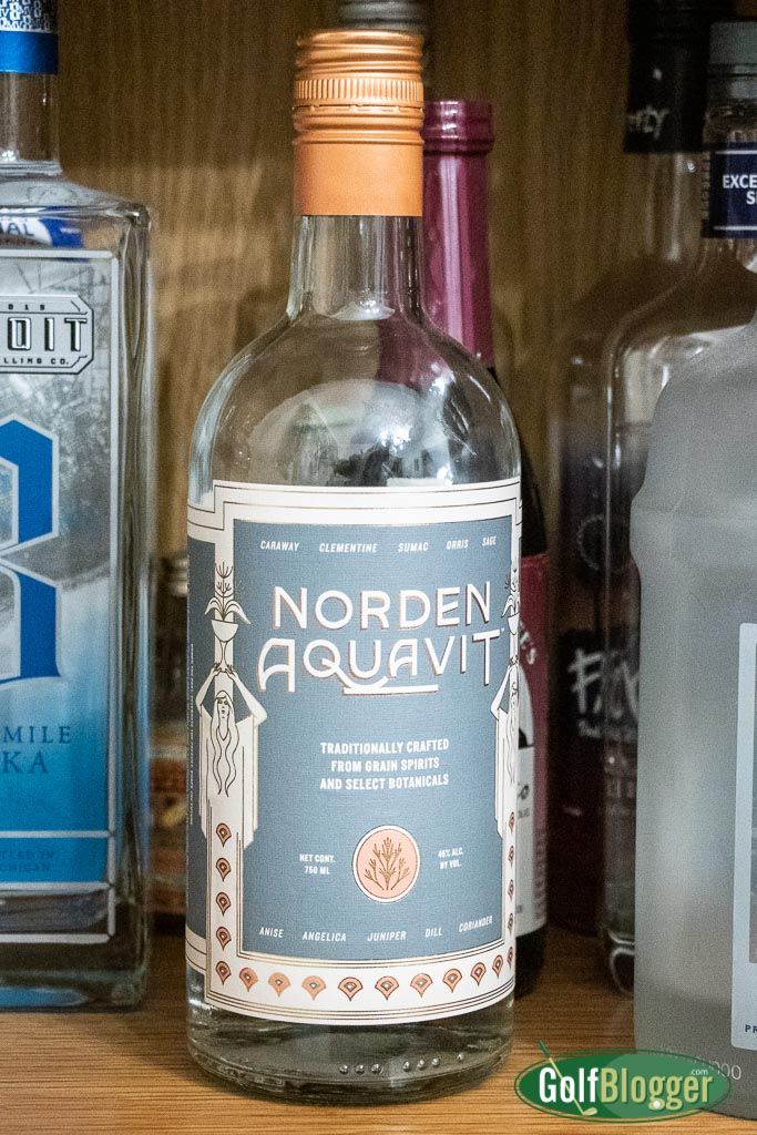 For The Weekend: Aquavit Cocktail