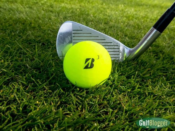 Bridgestone E12 Soft Golf Ball Review