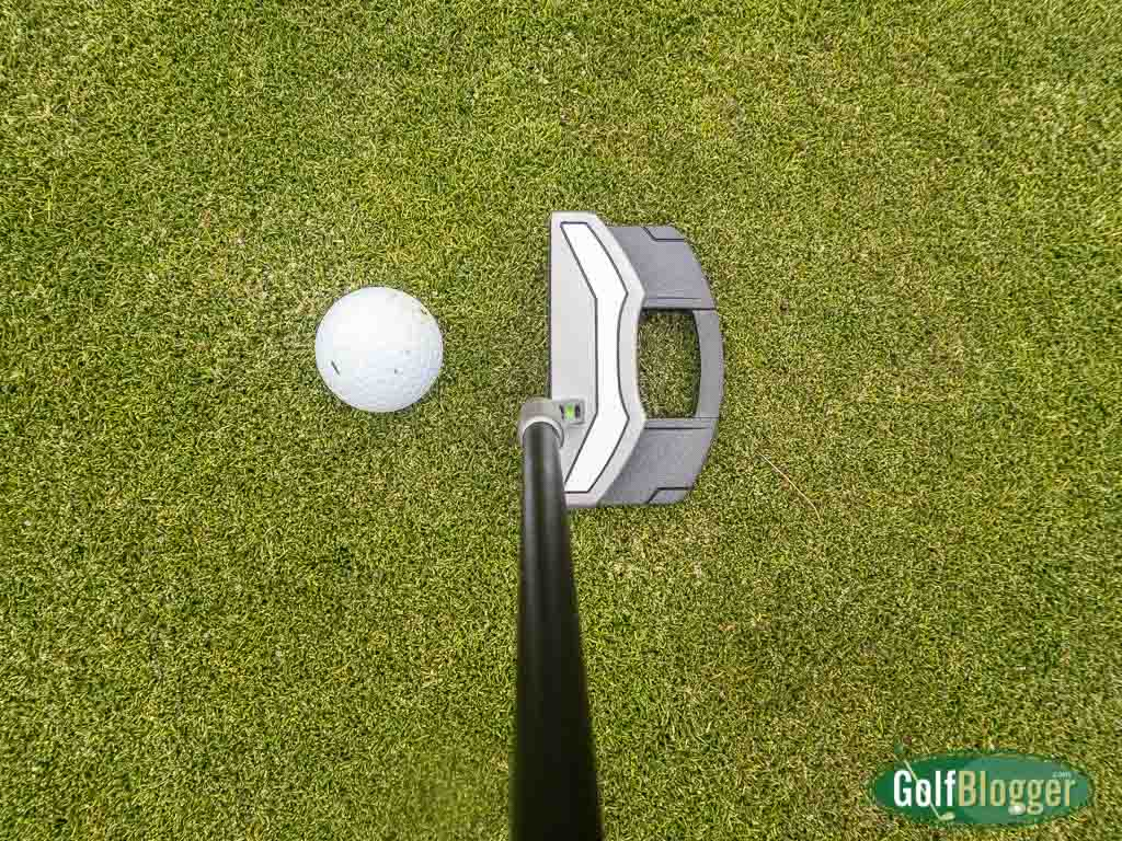 Adixion Putter from MLA