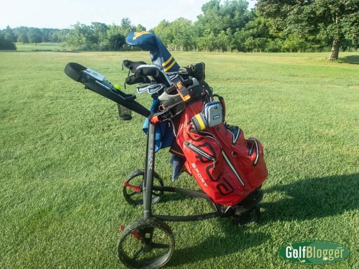 Big Max Golf Cart