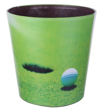 Golf Trash Can