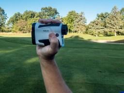 GolfBlogger's Golf Gift Guide 2019 Ult-X Laser Rangefinder
