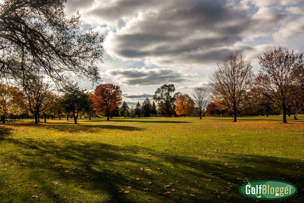 An Early November Round At Green Oaks