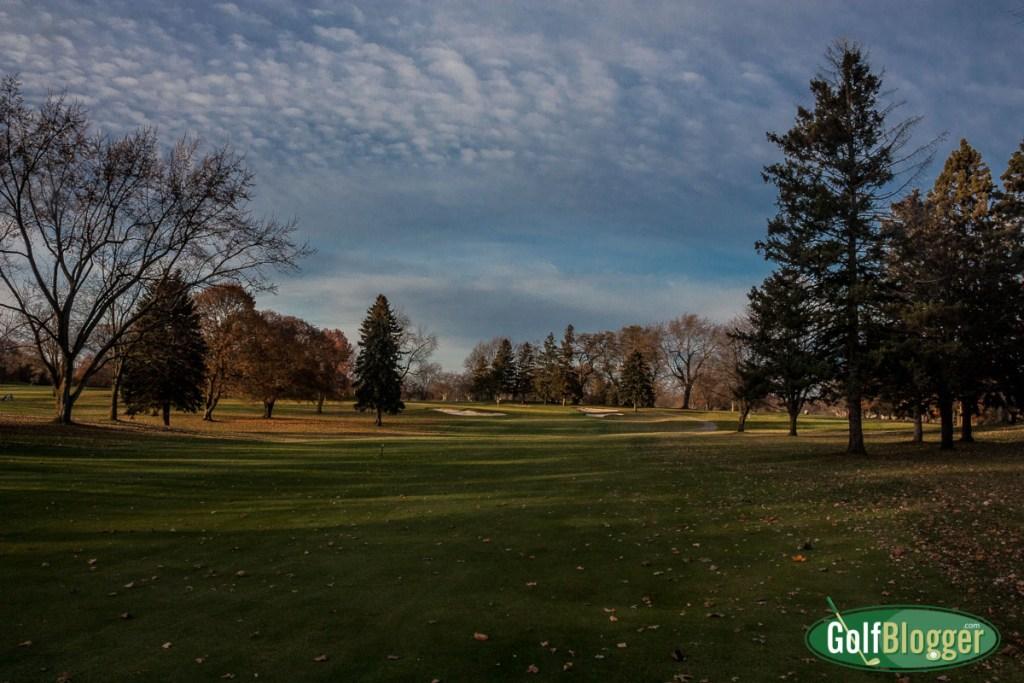A Late November Round In Michigan