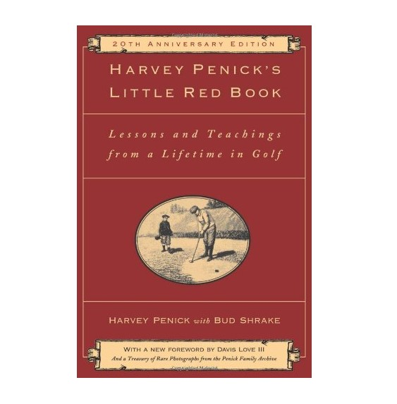 The Little Red Book Is The Perfect Gift For A Golfer