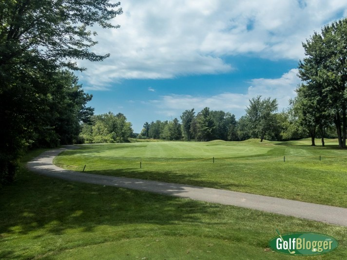 Sugarbush Golf Course Review