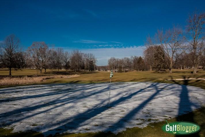 The Streak At 60 - A February Round In Michigan