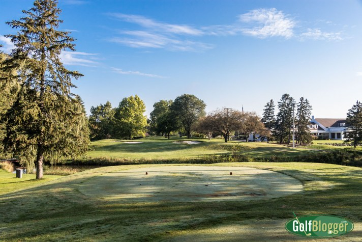 Washtenaw Golf Club Review