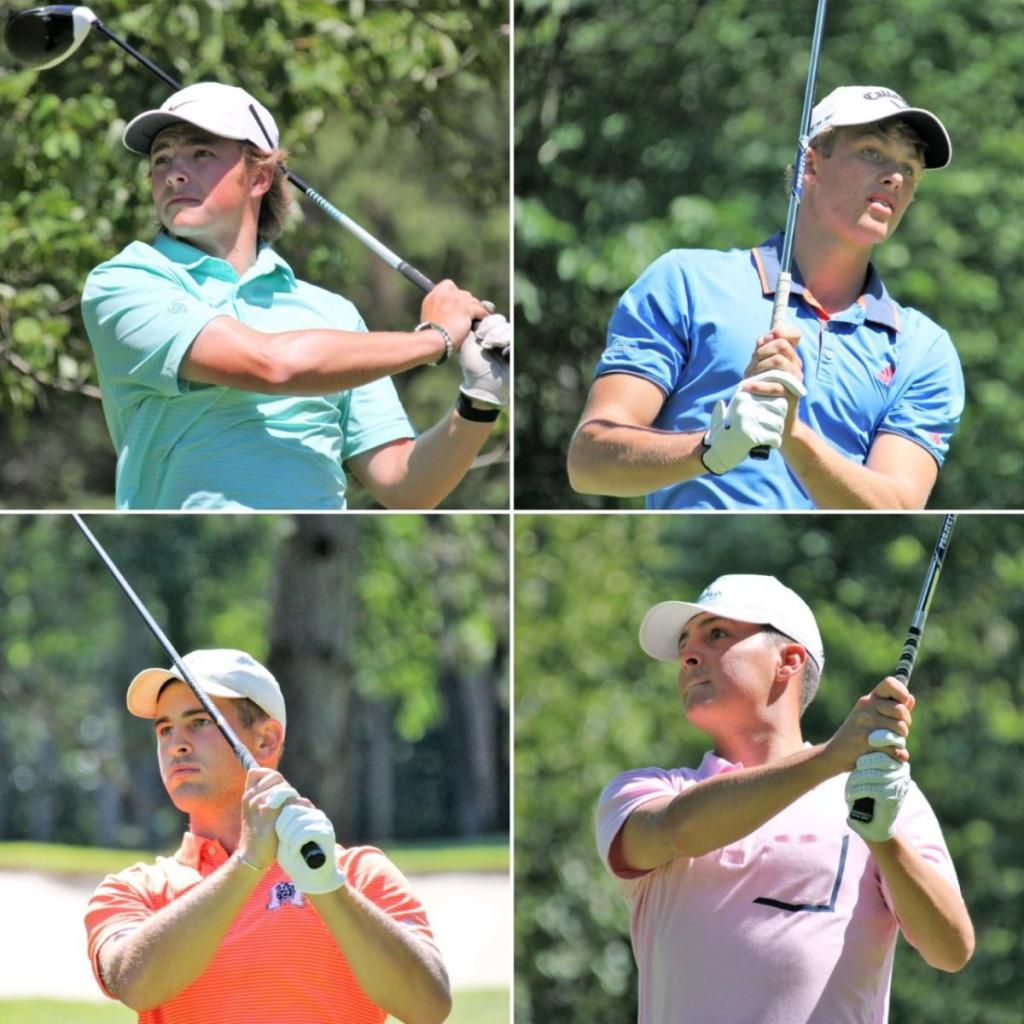 College Golfers Form Michigan Amateur Championship's Final Four
