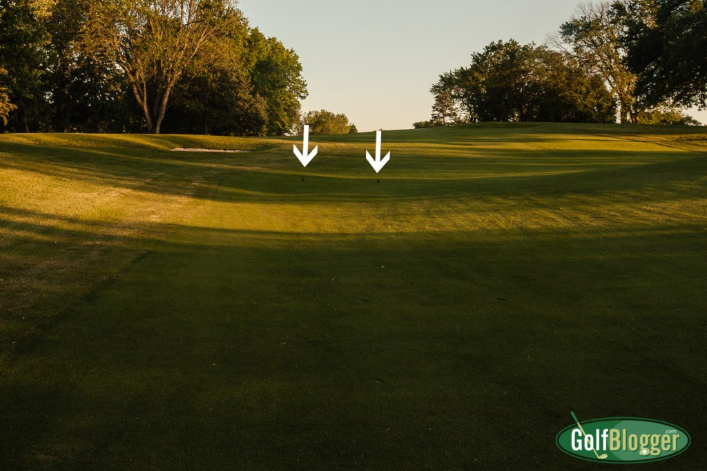In recent weeks, Washtenaw Golf Club has added new forward teeing grounds