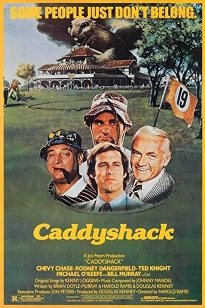 Caddyshack 40th Anniversary Is July 25, 2020