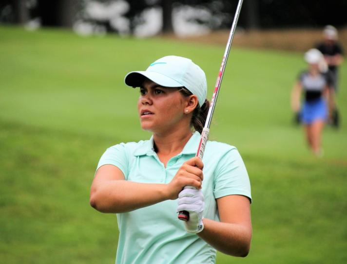 Highland's Julia Stevenson Leads the 2020 GAM Women's Championship After First Round