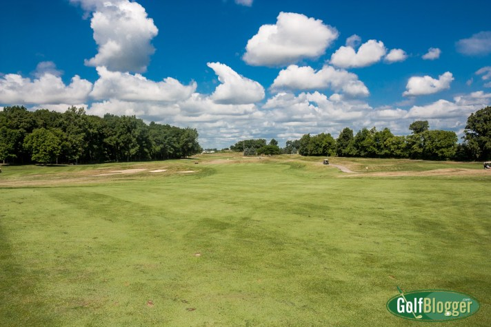 The Legacy Golf Course Review Eighteenth Hole Frist Hole