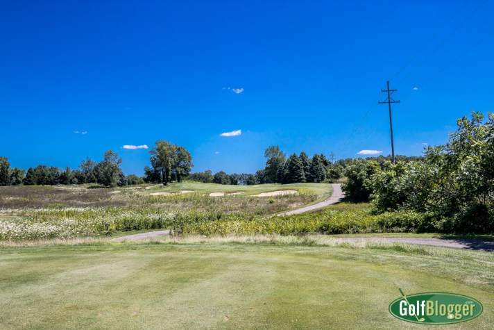Island Hills Golf Course Review: This is the par 5 fourteenth