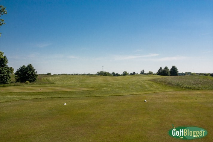 The Links At Hunters Ridge Golf Course Review Tenth hole