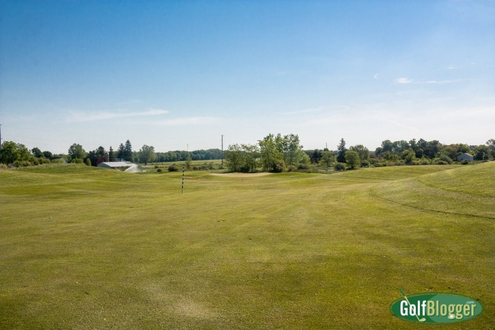 The Links At Hunters Ridge Golf Course Review tenth green