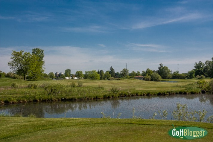 The Links At Hunters Ridge Golf Course Review fifteenth hole
