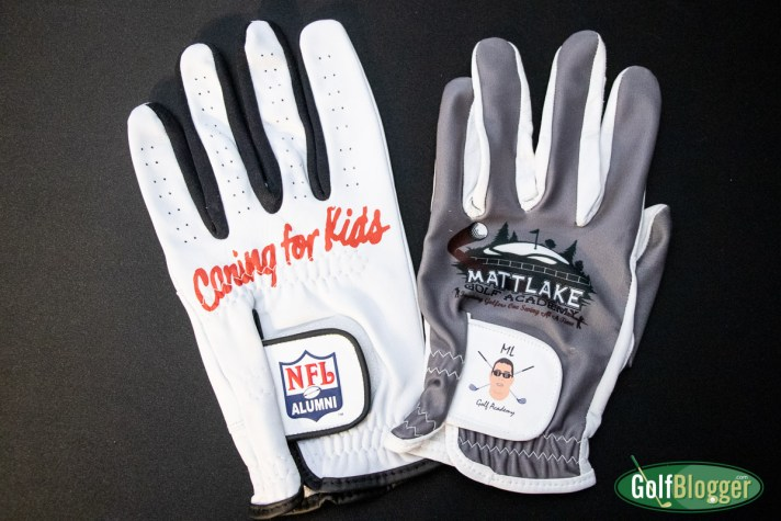 In The Mail: Custom Brand The Hand  Gloves