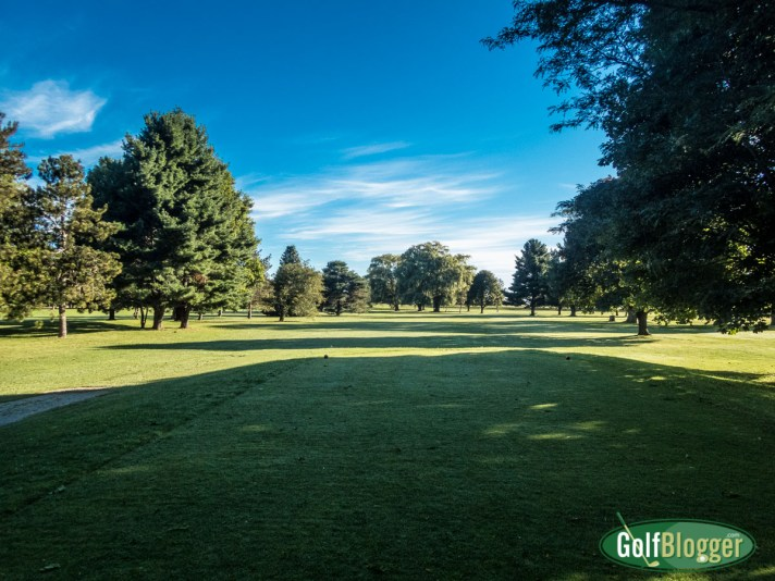 North Star Golf Course Review Ninth Hole