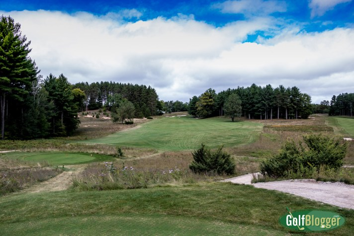 Kingsley Club Golf Course Review Fifteenth Hole