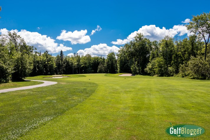 Wild Bluff Golf Course Review. The twelfth hole