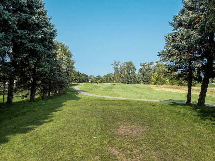 Westland Municipal Golf Course Review fourth hole