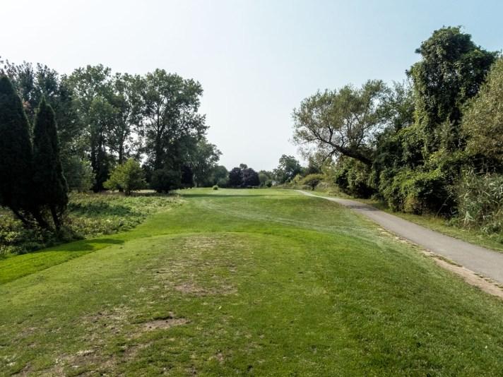 Westland Municipal Golf Course Review sixth hole