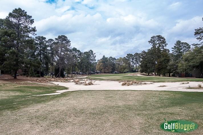 Pinehurst No. 3 Review Thirteenth hole