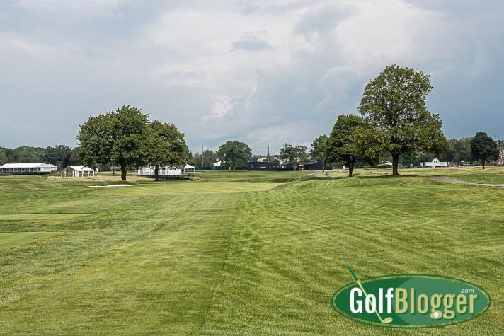 The Solheim Cup Will Showcase Classic Inverness Club Fifteen at Inverness Club is a 472 yard par 4