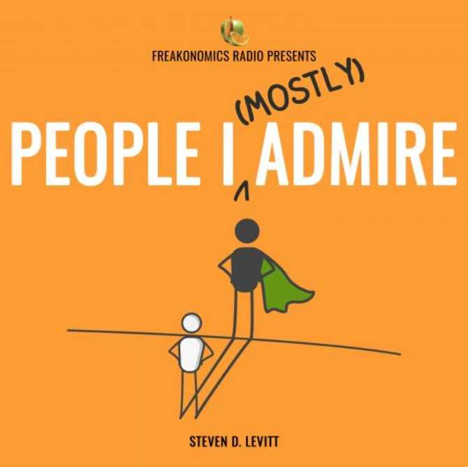 People I Mostly Admire Podcast With Greg Norman and Mark Broadie