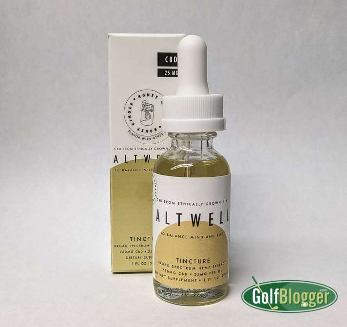 Altwell CBD Tincture Review Pictured Altwell Tincture