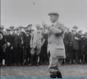 Earliest Known Footage Of The Open Championship