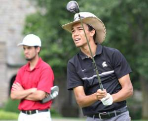 107th Michigan Amateur : Andrew Walker Sets Pace