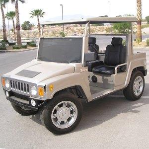 Custom Hummer H3
